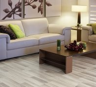 Salon, panele podłogowe STYLE Dąb Hartley