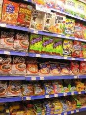 produkty na półce
