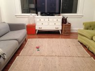dywan, podłoga, wnętrze