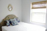 jasna i mała sypialnia