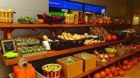 zdrowa żywność w sklepie