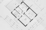 Plan architektoniczny domu