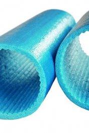 Specjalnie profilowana powierzchnia wewnętrzna otuliny Tubolit AR Fonowave dodatkowo podnosi jej walory tłumiące
