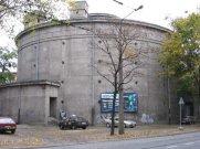 Schron w centrum Wrocławia