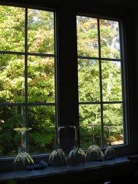 okno kuchenne